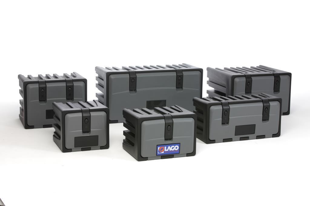 Ящик инструментов VERTIGO 600X450X470мм