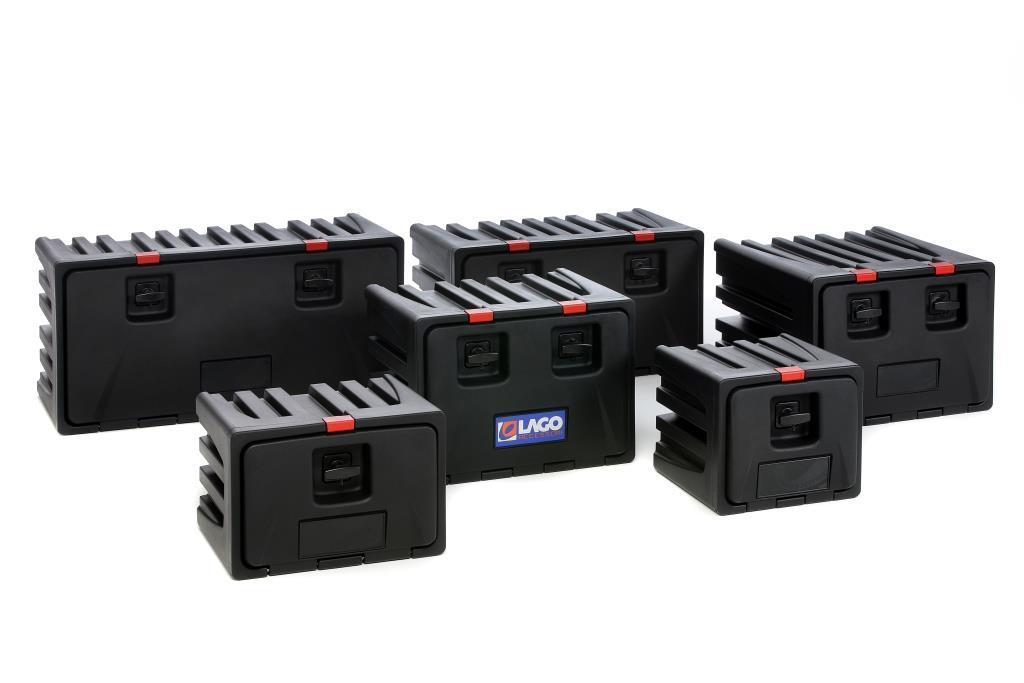 Ящик инструментов Black Dog Размер 750x360x350