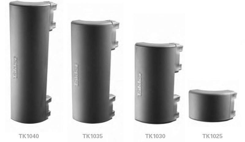 Профиль боковой защиты TK1040 вертикальный 500 мм