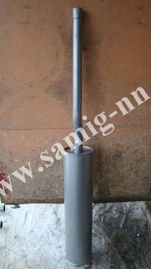 Глушитель МАК-28 на Газель 3302 Баксан