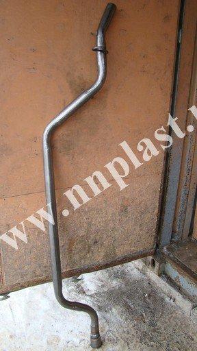 Труба выхлопная на Газель 3302 Евро-2