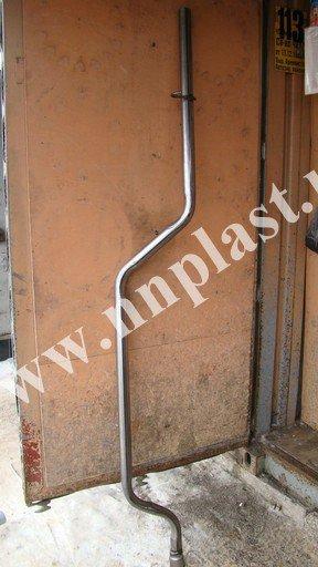 Труба выхлопная на Газель 2705 Евро-2