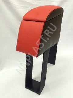 Бар автомобильный между сидениями (цвет на выбор). Кожа