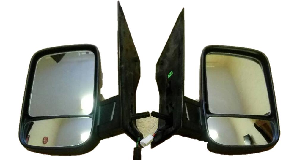 Комплект зеркал Газель Некст 2017г. с электроприводом и обогревом