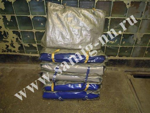 Тент на ГАЗель Фермер 33023-10 н/о односторонняя усиленная ткань