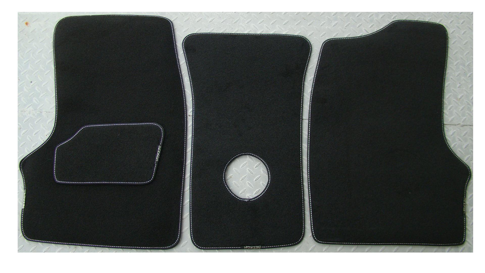 Ковры ворсовые на полимерной основе на Газель
