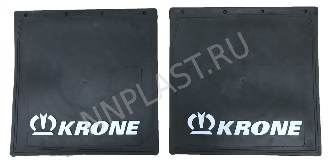 Комплект брызговиков KRONE