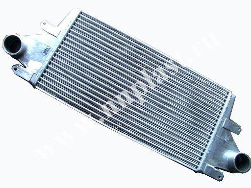 Радиатор охладитель наддува (Интеркулер)