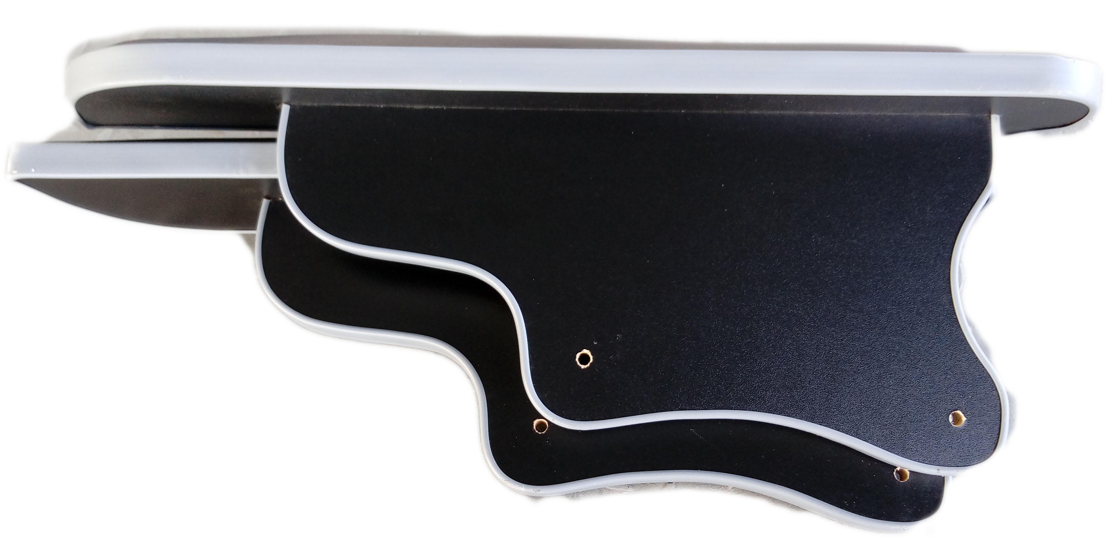 Подлокотник «Олимп» с серой окантовкой (комплект)