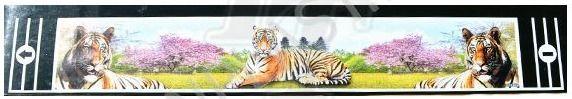 Защитная лента для задних колёс «Тигры»