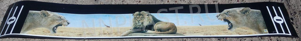 Защитная лента для задних колёс «Лев»