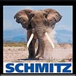 Комплект задних брызговиков «Слон» 40×40