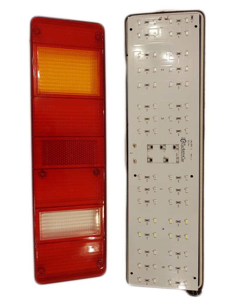 Фонарь задний Г-3310 Газель, Валдай, Камаз светодиодный