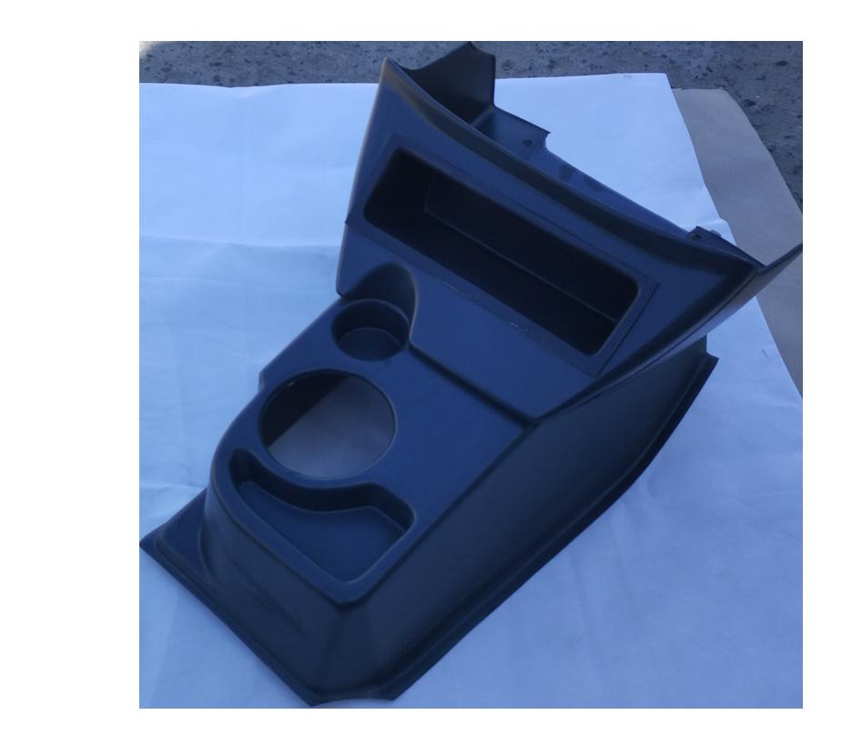 Консоль (пластмасса) на Газель нового образца