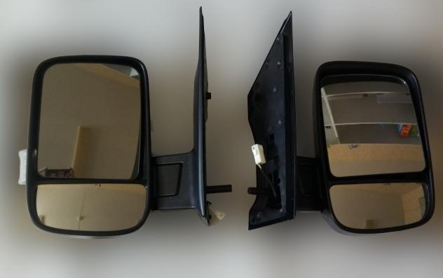 Комплект зеркал Газель Некст с электроприводом и обогревом