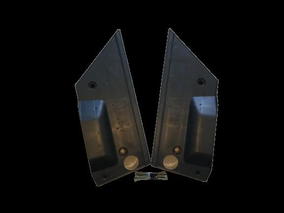 Проставки боковых зеркал на Газель Некст