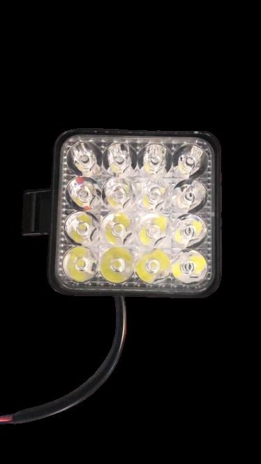 Туманки светодиодные мини на Газель и на Газель Некст 48 Вт (комплект)