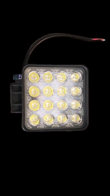 Туманки светодиодные на Газель и на Газель Некст 48 Вт (комплект)