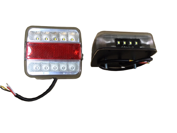Фонарь прицепа задний правый светодиод (ФЗУ-1 LED)
